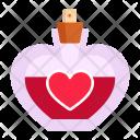 Perfume Romantic Day Icon