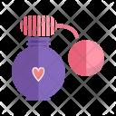 Perfume Bottle Fragrance Icon