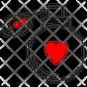 Perfume Love Heart Icon