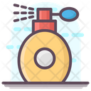 Perfume Bottle Scent Bottle Spray Can Icon