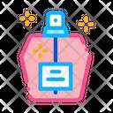 Aroma Odor Parfume Icon