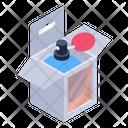 Perfume Box Icon