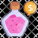Perfume Price Icon