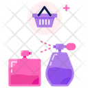 Perfumes Shopping Icon