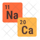 Periodic Table Of Icon