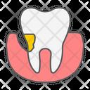 Periodontitis Dental Stomatology Icon