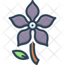 Periwinkle Classic Colorful Icon