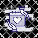 Permanent Insurance Care Icon