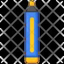 Permanent Marker Marker Pen Highlighter Icon
