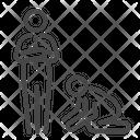 Persecute Boss Ill Treatment Icon