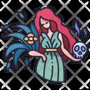 Persephone Goddess Hades Icon