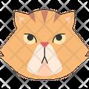 Persian Cat Icon