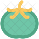 Persimmon Fruit Plum Icon