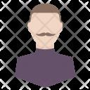 Person Analyst Avatar Icon
