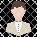 Person Business Achitect Icon