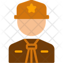 Scoutmaster Human People Icon