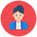 Supplier Delivery Man Delivery Person Icon