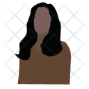 Person Business Lady Icon