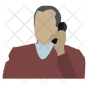 Person Corporate Lawyer Icon