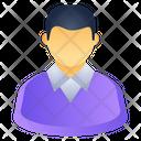 Man Person Human Icon