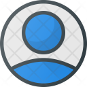 Person Interface User Icon