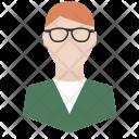 Person Code Developer Icon