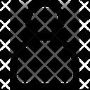 Person avatar profile Icon