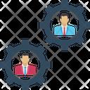 Person Configure Configure Setting Icon