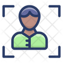 Person Focus Icon