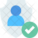 Person Privacy Icon