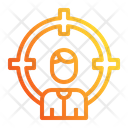 Person Target Icon