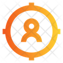 Person Target Focus Group Focus User Icon