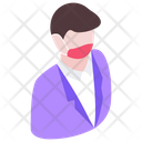 Person With Mask Covid Protection Face Mask Icon