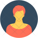 Personal Assistant Receptionist Icon