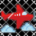 Personal Plane Airplane Icon