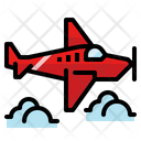 Personal Plane Airplane Icon