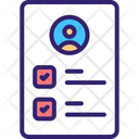Personal Assessment Icon