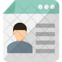 Personal Blog Icon