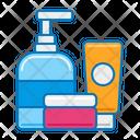 Personal Care Lotion Cream Icon