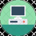 Computer Desktop Computer Pc Icon