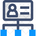 Personal Datav Personal Data Data Flow Icon