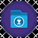 Personal Data Data Folder Icon