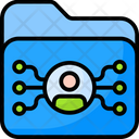 Personal Data Security Icon