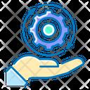 Personal Development Development Hand Icon