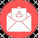 Personal Documents Communication Correspondence Icon