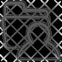 Private Folder Personal Folder Computer Folder Icon