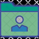 Account Folder Profile Icon