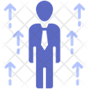 Personal Growth Badge Career Icon