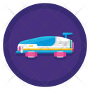 Personal Hovercar Icon