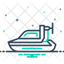 Personal Hovercraft Icon